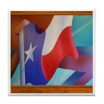 State Flag #2 Tile Coaster