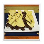 Texas Cookies Tile Coaster