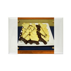 Texas Cookies Rectangle Magnet