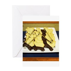 Texas Cookies Greeting Card