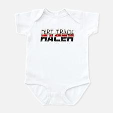 Dirt Track Racer Infant Bodysuit