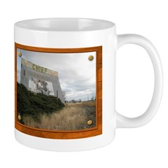 The Chief Drive In Theater Mug