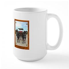 Texas Buggy Mug