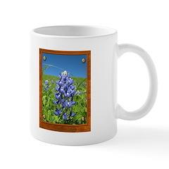 Blue Bonnets Mug