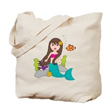 Beach Mermaids Tote Bag