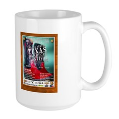 BBQ Festival Large Mug