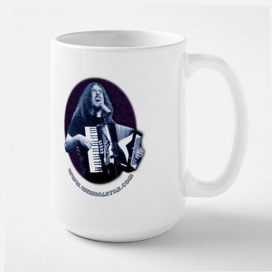 Blue Al Large Mug
