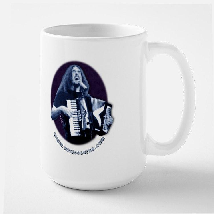 Weird Al Coffee Mugs Weird Al Travel Mugs Cafepress
