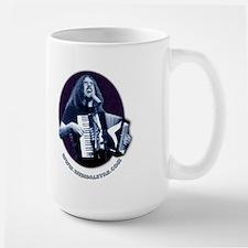 Blue Al Mug