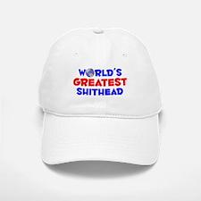 World's Greatest Shith.. (A) Baseball Baseball Cap
