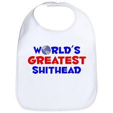 World's Greatest Shith.. (A) Bib