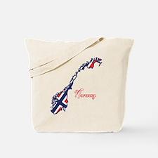 Cool Norway Tote Bag