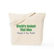 World's Coolest Thai Man Tote Bag