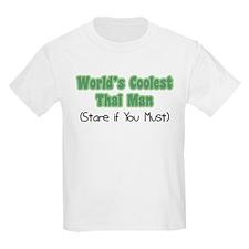 World's Coolest Thai Man T-Shirt