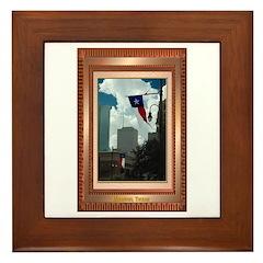 Houston Framed Tile