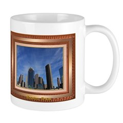 Houston Skyline #7 Mug