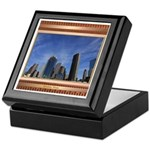 Houston Skyline #7 Keepsake Box