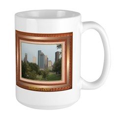 Houston Skyline #6 Mug