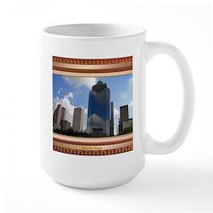Houston Skyline #5 Mug