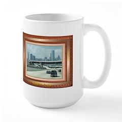 Houston Skyline #3 Mug