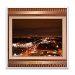 Houston Skyline #1 Tile Coaster