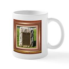 Sam Houston Memorial Mug