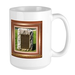 Sam Houston Memorial Mug