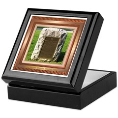 Sam Houston Memorial Keepsake Box