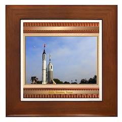 NASA Framed Tile