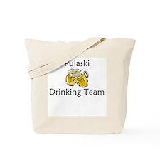 Pulaski Tote Bag
