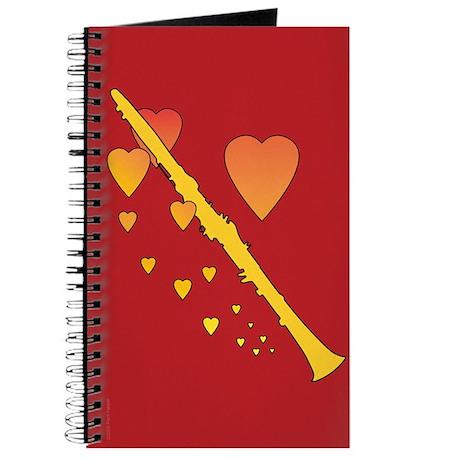 Clarinet Heartsong Journal