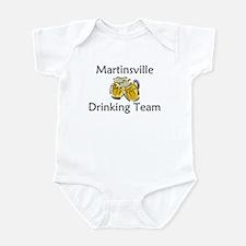 Martinsville Infant Bodysuit