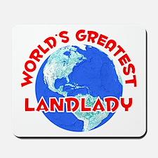 World's Greatest Landl.. (F) Mousepad