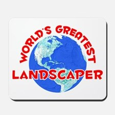 World's Greatest Lands.. (F) Mousepad