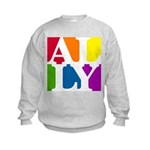 Ally Pop Kids Sweatshirt