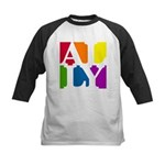 Ally Pop Kids Baseball Jersey