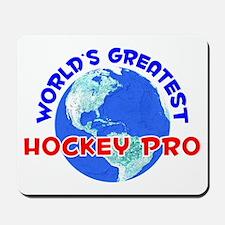 World's Greatest Hocke.. (E) Mousepad