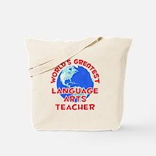 World's Greatest Langu.. (F) Tote Bag