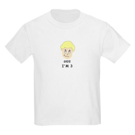 GEE IM 3 Kids Light T-Shirt