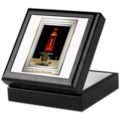 UT Tower Keepsake Box