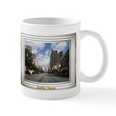Austin Skyline #4 Mug