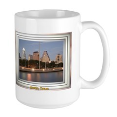Austin Skyline #1 Mug