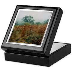 Hill Country Keepsake Box