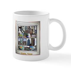 Austin Collage Mug