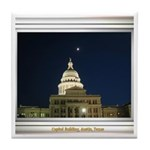 State Capitol #4 Tile Coaster