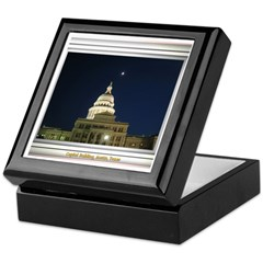 State Capitol #4 Keepsake Box