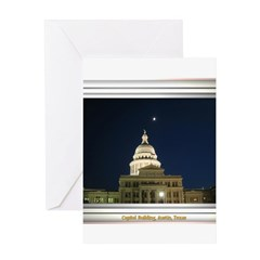 State Capitol #4 Greeting Card