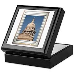 State Capitol #3 Keepsake Box