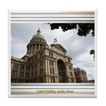 State Capitol #2 Tile Coaster