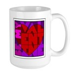 Be My Valentine Large Mug